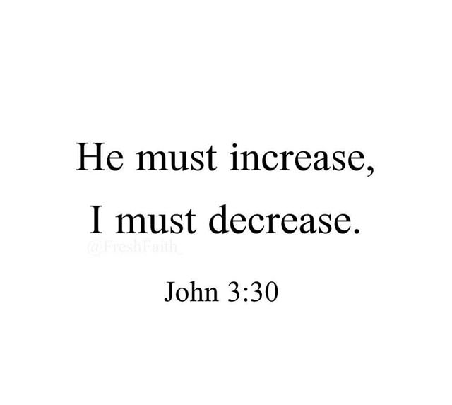 i-must-decrease